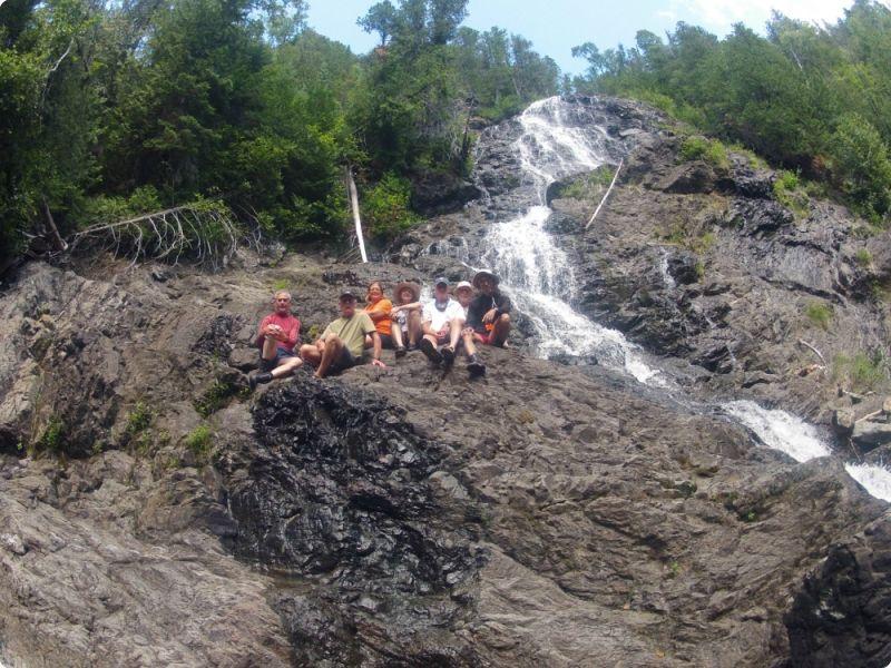 Till Creek Falls