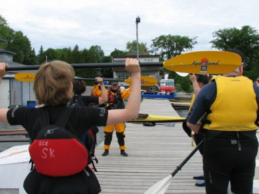 Paddle Canada Level 1 in June